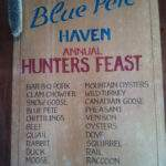 hunters feast food menu including malbons bbq